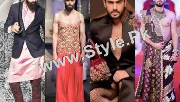 See 15 Worst dressed Male Models of Pakistan's Fashion Industry
