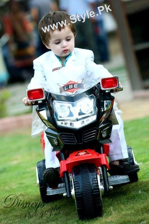 Birthday Celebrations of Fatima Effendi and Kanwar Arsalan's son (12)