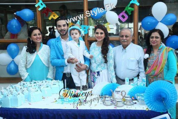 Birthday Celebrations of Fatima Effendi and Kanwar Arsalan's son (8)