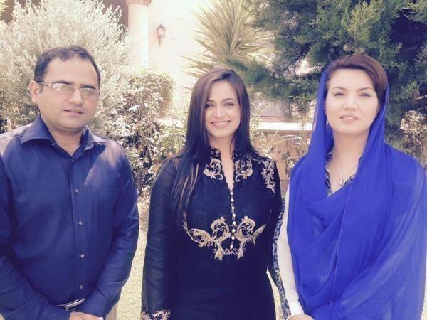 See Film Star Noor Bukhari has started hosting Samaa k Mehmaan