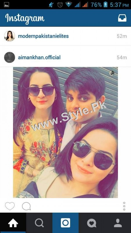 Pakistani Celebrities on Eid ul Adha 2015 (9)