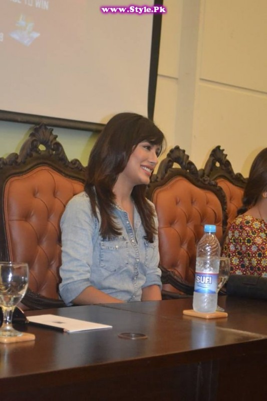 The Cast of JPNA at BNU, Lahore (2)
