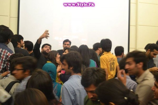 The Cast of JPNA at BNU, Lahore (4)