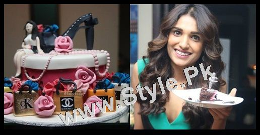 Birthday Pictures of Amna Ilyas 1