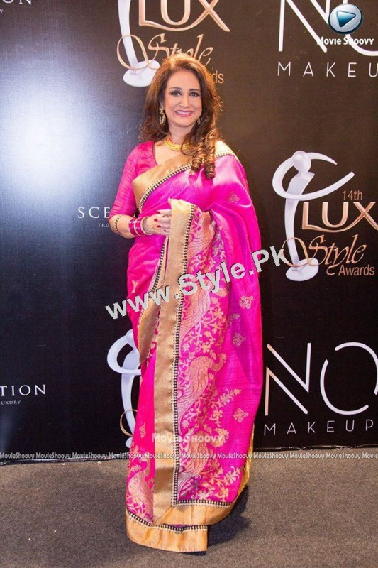 Celebrities who looked best at Lux Style Award 2015  (4)
