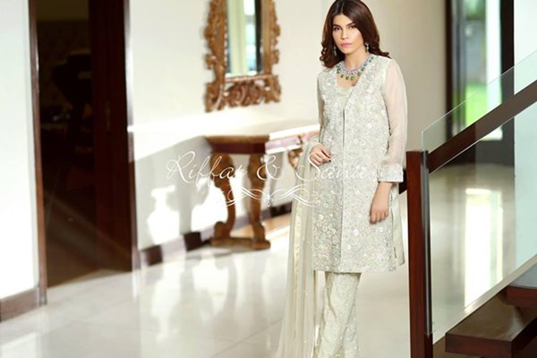 Sana Salman Formal Wear Collection 2015 For Women001