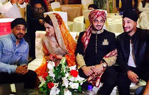 Singer Annie Khalid tied the knot for second time