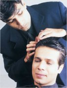 adnan jilani hair surgery