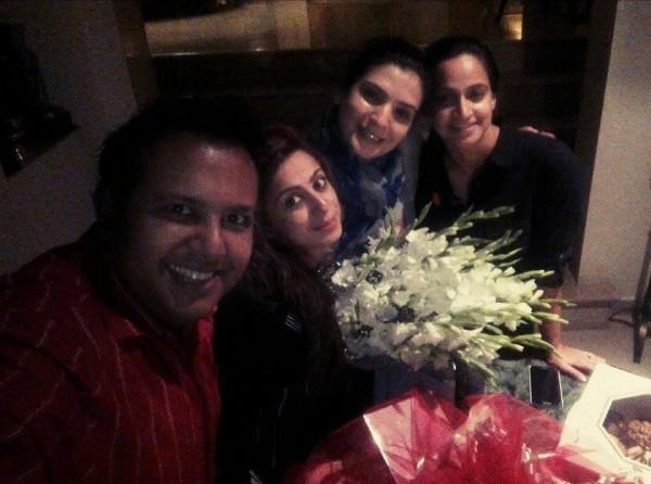 birthday of actress resham