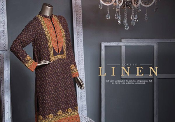 Almirah Winter Collection 2015 For Women995
