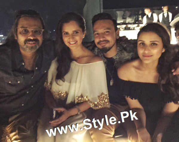 Birthday Celebration pictures of Sania Mirza (2)
