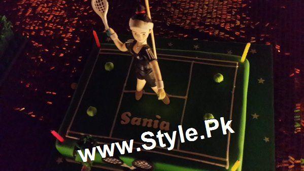 Birthday Celebration pictures of Sania Mirza (5)