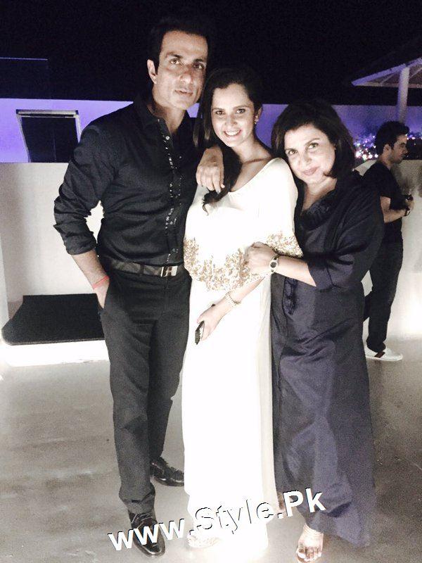 Birthday Celebration pictures of Sania Mirza (6)
