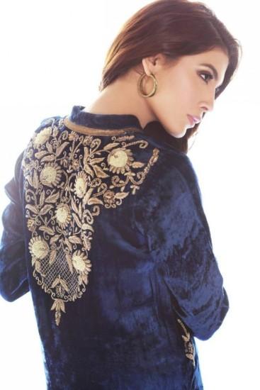 Generation-Aafreen-Velvet-Shirts-2014-Velvet-Dresses-Design-silk-Cigarette-Pants-Palazzos-2