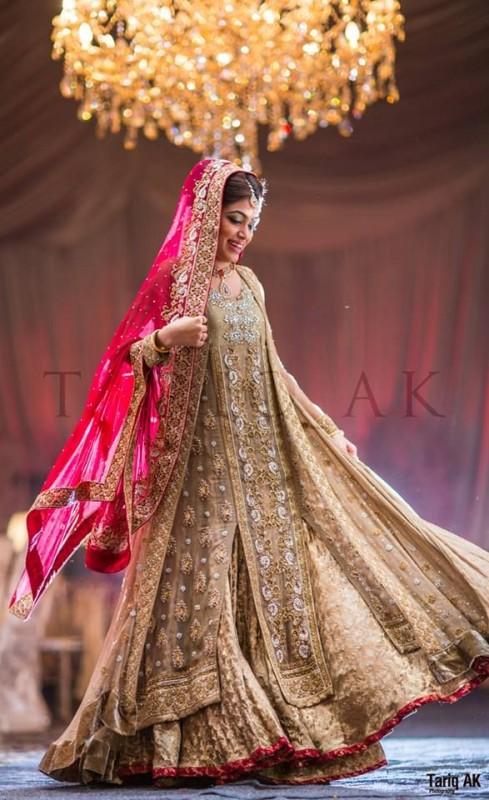 Skin Latest Bridal Dresses
