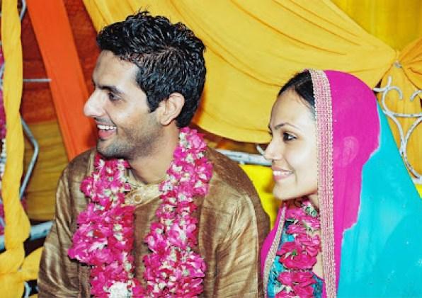 Mohib Mirza and Aamina Sheikh wedding