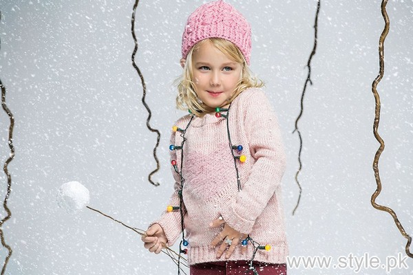 Outfitters Junior Winter Dresses 2015 For Kids 8