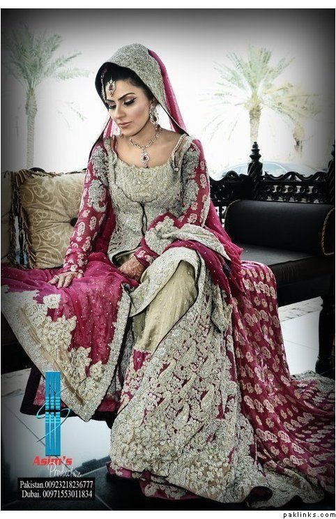 Pakistani Barat Dresses 2016- -