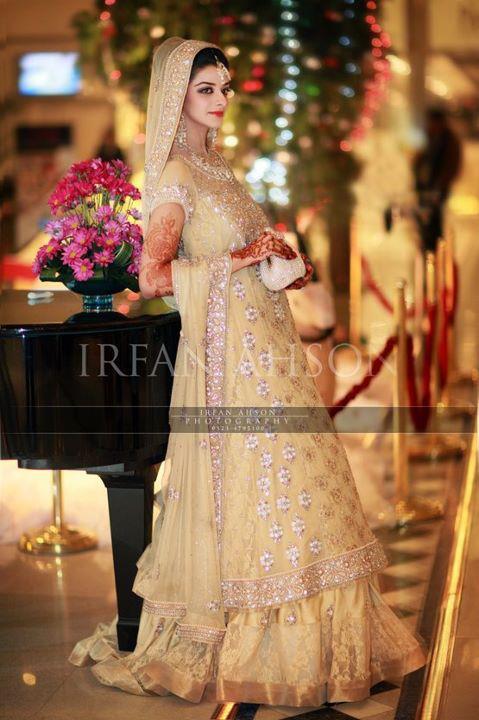 Pakistani Walima Dresses 2017
