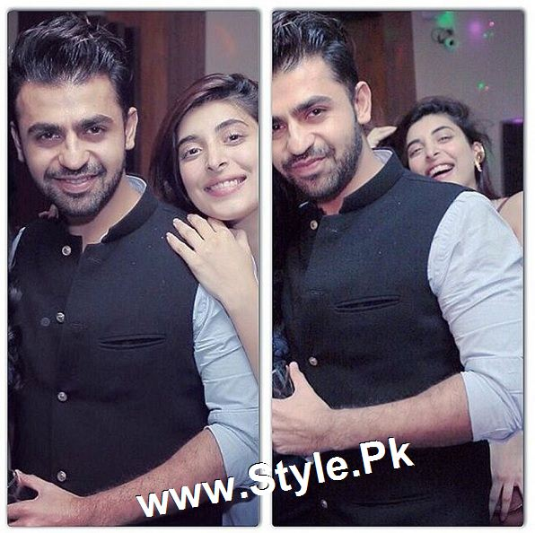 Pictures that show Farhan Saaed and Urwa Hocane's love for each other  (7)