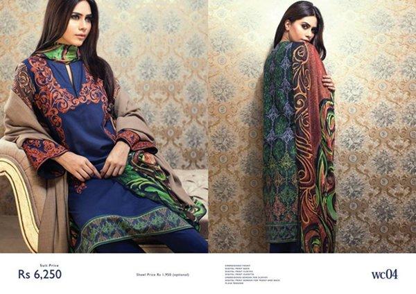 Resham Ghar Winter Collection 2015 For Women003
