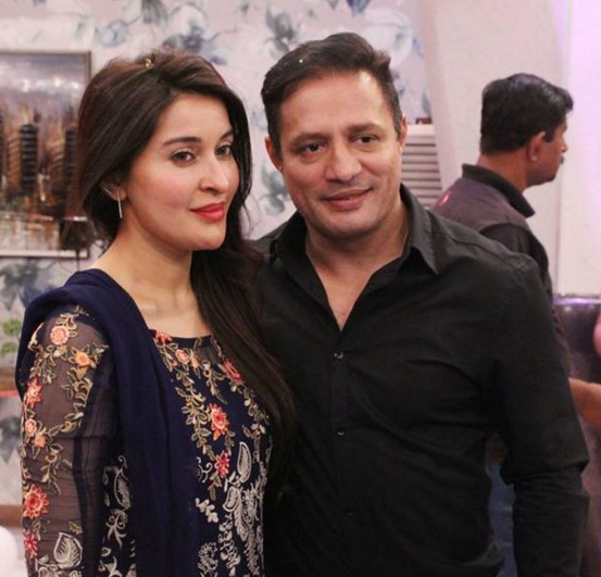 Shaista Lodhi and Hassan Somroo