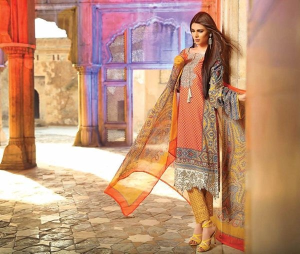 Shariq Textiles Deeba Embroidered Collection 2015 For Women0016
