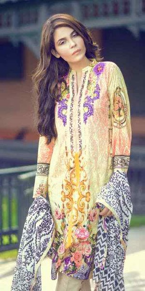 So Kamal Winter Collection 2015 For Women006
