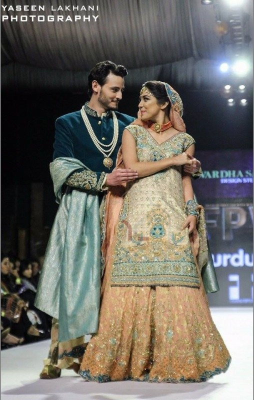 See Super Hit Couple Wali and Farah as show stopper of FPW15