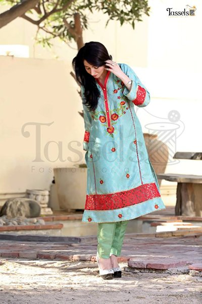 Tassels Winter Collection 2015 For Women006