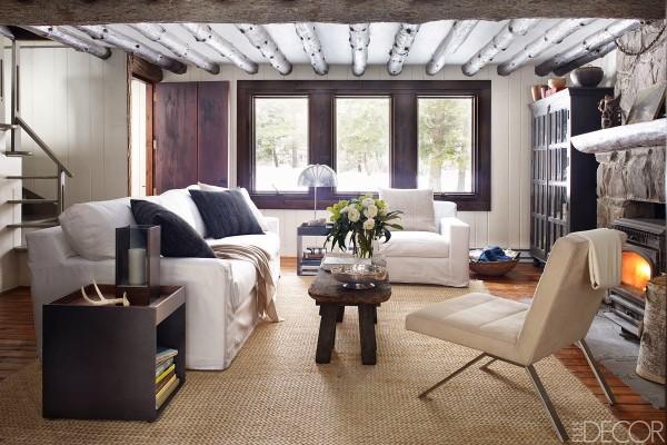 Winter Home decoration - Living room