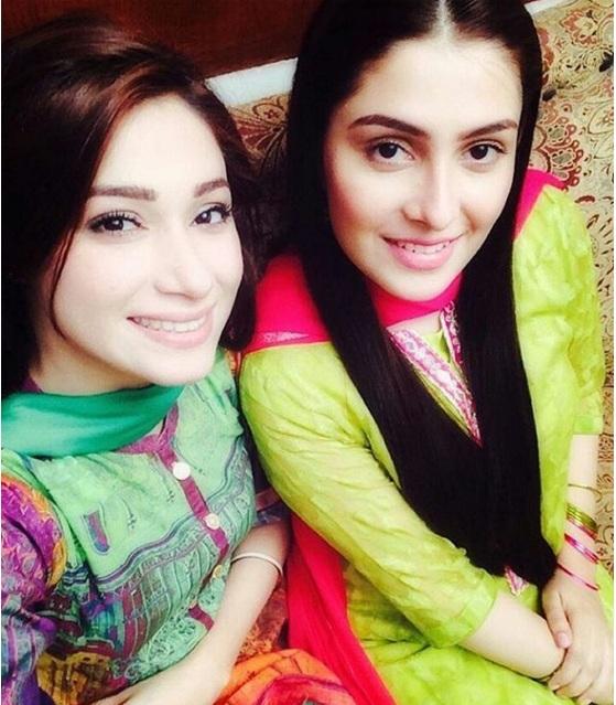 ayeza khan tum kon piya pictures
