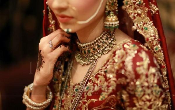 bridal jewelley -hydrabadi style
