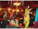 dance party at meera ansari wedding