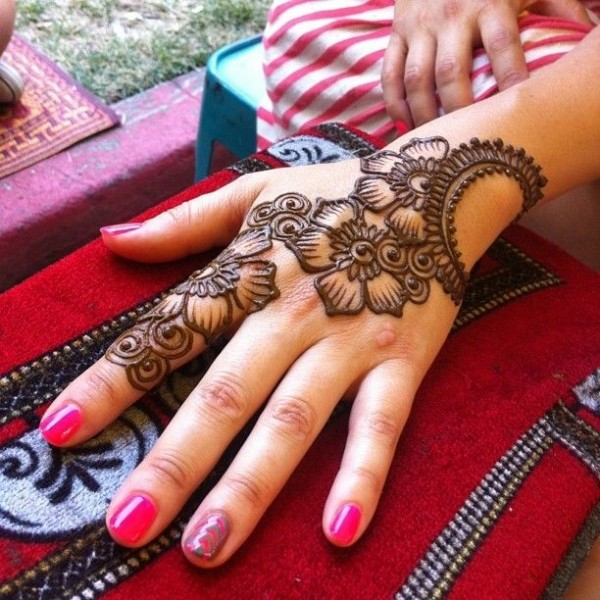 kid mehndi design 2016