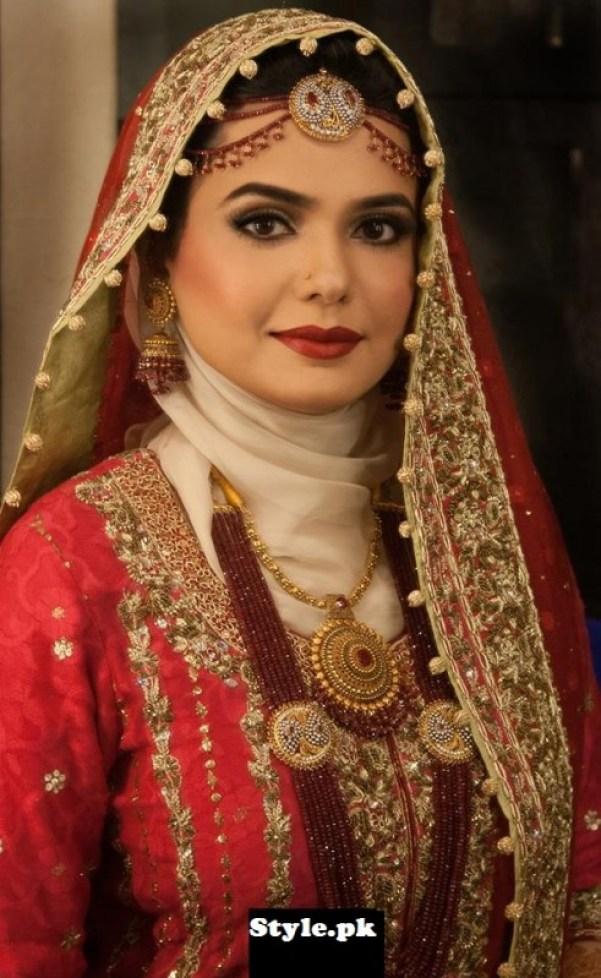 latest bridal makeup ideas
