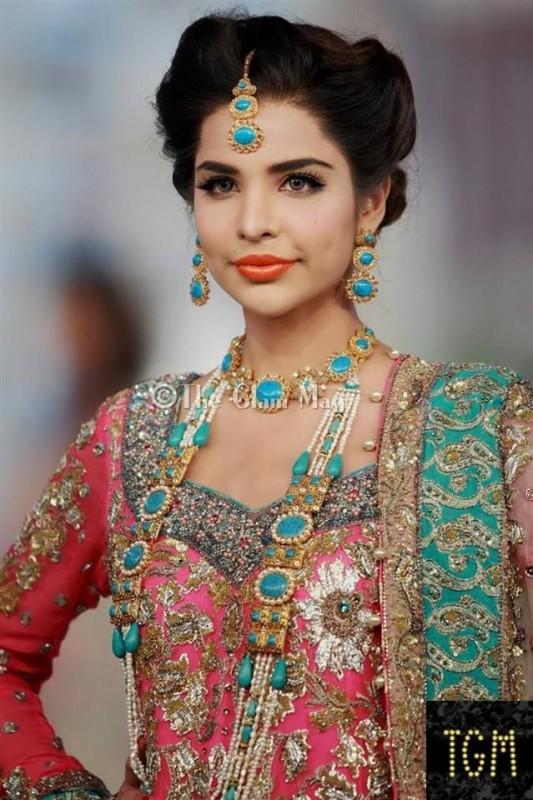pakistani bridal jewelry sets
