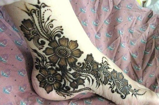 pakistani mehndi designs 2016- fooot