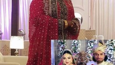 See Actress Uroosa Siddiqui got married