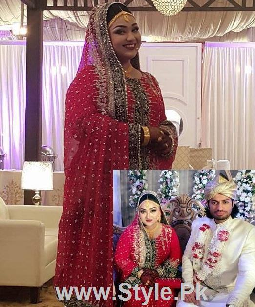 Actress Uroosa Siddiqui got married