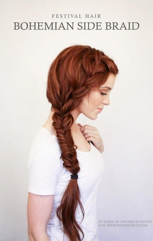 Braided Hairstyles 2016 for Girls -fairy
