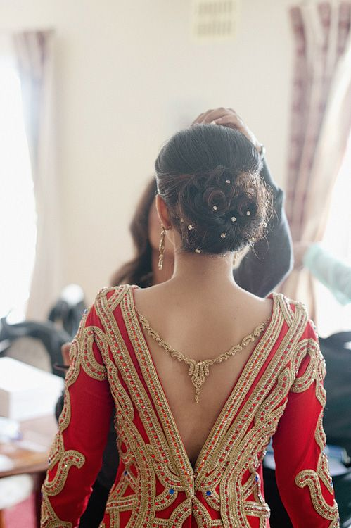 Bridal Hairstyles -bun