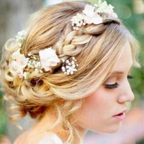 Bridal Hairstyles  look