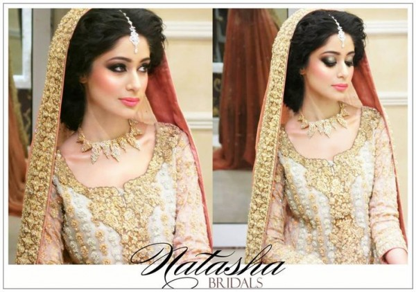 Pakistani Bridal Hairstyles