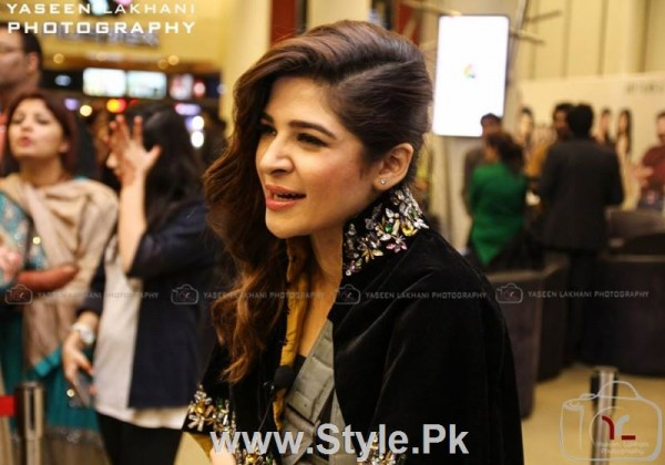 Celebrities at the Karachi Premiere of Ho Mann Jahan