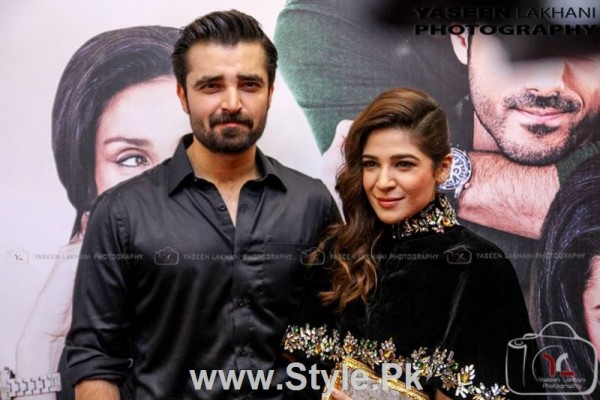 Celebrities at the Karachi Premiere of Ho Mann Jahan (13)