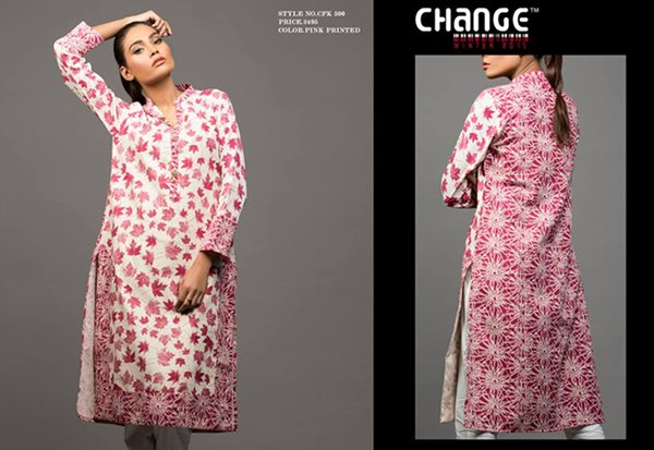 Change Winter Collection  2016 For Women0015