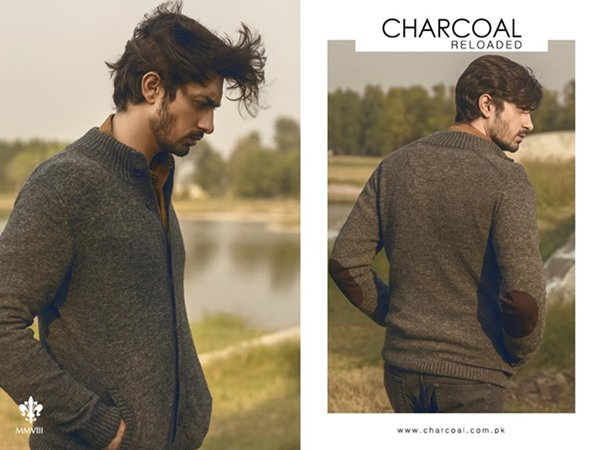 Charcoal Winter Collection 2015 - 2016 For Men004