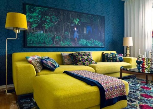 Colorful Interior Home Decoration-furniture