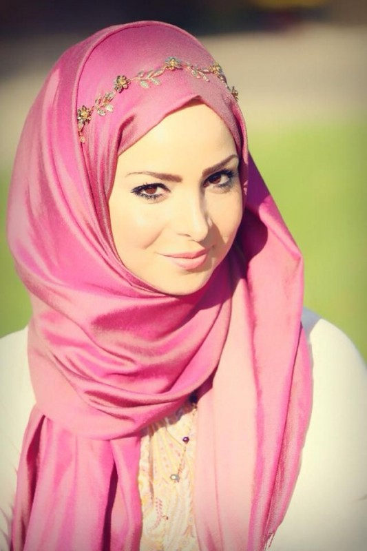 Formal Hijab Styles 2016- style